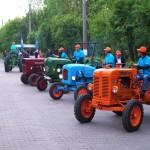 Музей истории трактора: от ВТЗ до АГРОМАША