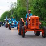 Музей Истории Трактора, г.Чебоксары