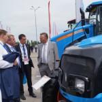 С Вице-губернатором Ленинградской области - Яхнюком Сергеем