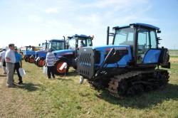 «Агромашхолдинг» демонстрирует в регионах новинки  отечественной техники АГРОМАШ