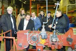 Конструкторы техники АГРОМАШ действуют в партнерстве с «Агромашхолдингом»
