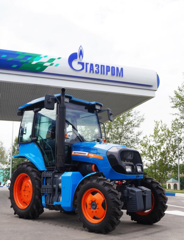 Правительство России стимулирует спрос на газомоторную технику для ЖКХ