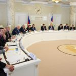 Техника АГРОМАШ представлена Совету по развитию мелиоративного комплекса Российской Федерации
