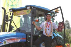 С тракторами АГРОМАШ наступает посевная