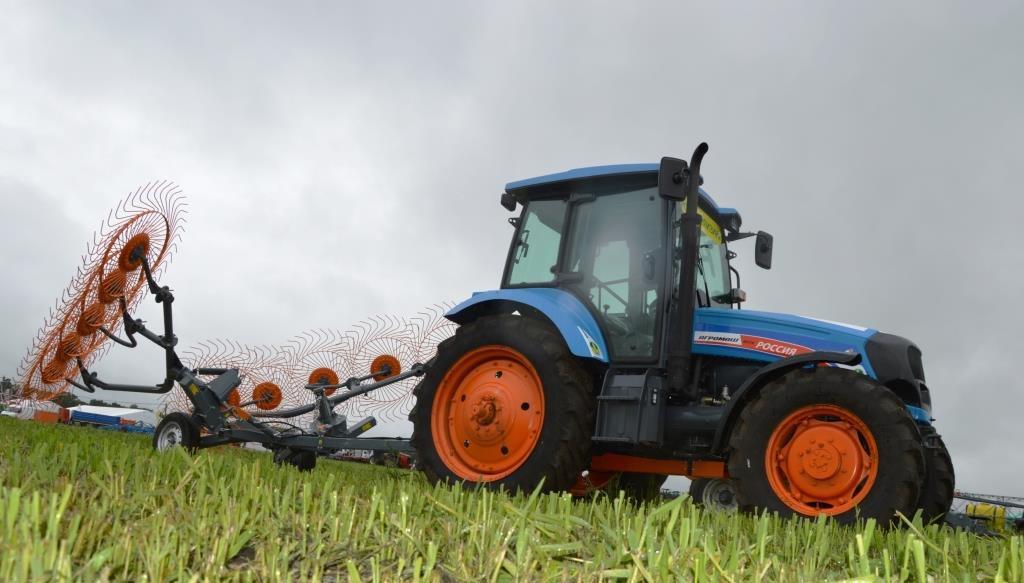 Техника АГРОМАШ подтверждает высокий потенциал отечественного сельхозмашиностроения