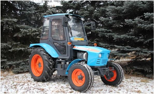Модификации трактора АГРОМАШ 30ТК «Владимирец» - в числе лучших товаров Мордовии