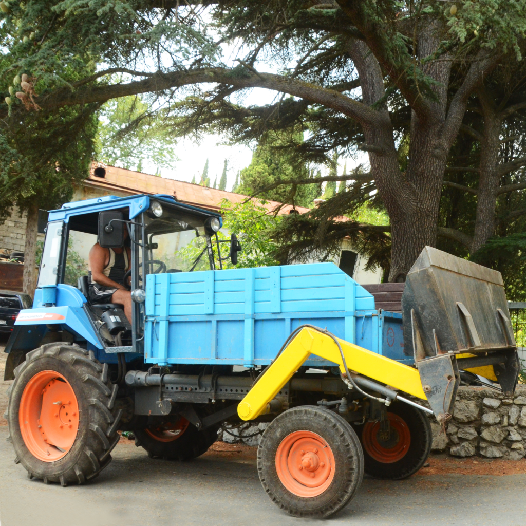Техника АГРОМАШ востребована в горном садоводстве и виноградарстве
