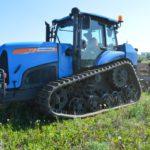 Новинка российского тракторостроения АГРОМАШ ТГ150 готовится к выходу на поля
